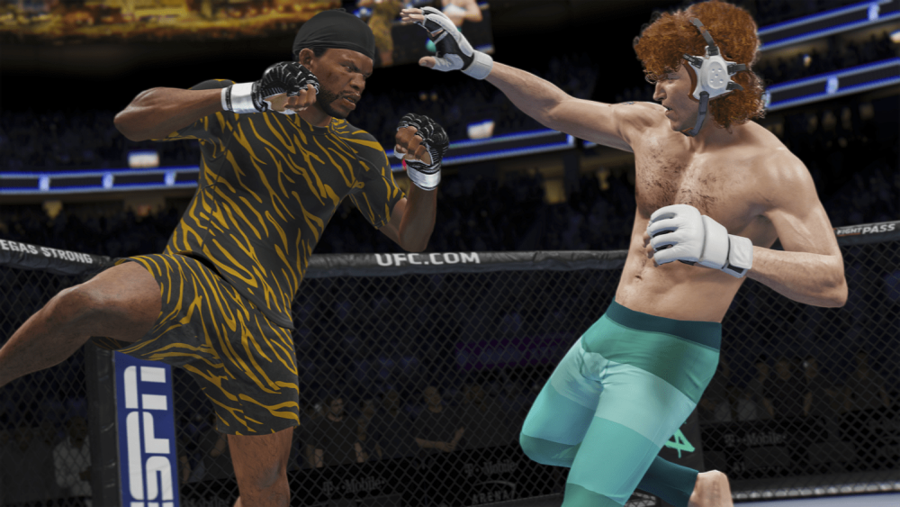 Купити Гра SONY EA SPORTS UFC 4 PS4, Russian subtitles 2020 1055619: гарна  ціна. Замовити з доставкою по Україні — дитячий гіпермаркет Amador