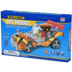 Конструктор металевий Same Toy Inteligent DIY Model 278 елементів WC88DUt