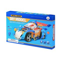 Конструктор металевий Same Toy Inteligent DIY Model, 281 елемент WC88CUt