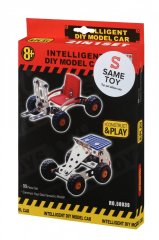 Конструктор металевий Same Toy Inteligent DIY Model Car 2 58039Ut