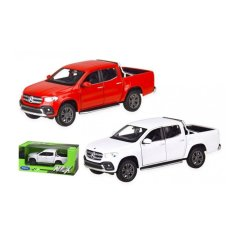 Автомодель Welly Mercedes-Benz X-Class 1:24 24100W