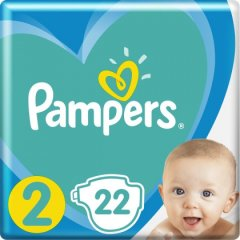 Підгузки Pampers New Baby Mini 2 4-8кг, 22 шт 81709297
