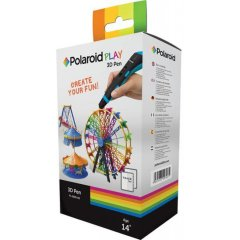 3D-ручка Polaroid PLAY 3D Pen PL-2000-00, Синій