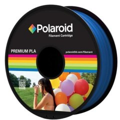 Котушка з ниткою 1KG PLA Polaroid Filament Cartridge Blue 3D-FL-PL-8010-00, Синій