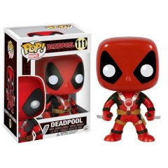 Фігурка Funko POP! Marvel — Deadpool Two Swords Vinyl Figure, 7486, Червоний