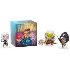 Колекційна фігурка Blizzard Cute But Deadly Blind Vinyls Series 4 B62928
