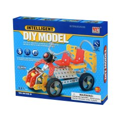 Конструктор металевий Same Toy Inteligent DIY Model, 175 елементів WC98DUt