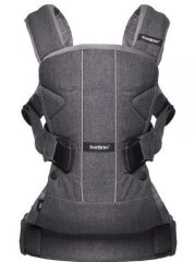 Рюкзак BB Baby Carrier ONE Navy blue Mesh 98008, Блакитний
