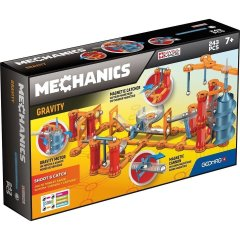 Магнітний конструктор Geomag Mechanics Gravity, 243 деталі PF.530.774.00