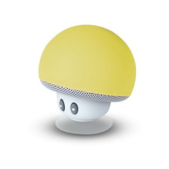 Акустика MOB Mushroom Speaker, Yellow 410086, Жовтий