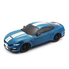 Автомодель Maisto Ford Shelby GT350 1:24 81724 blue