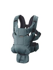 Рюкзак BB Baby Carrier Move Sage Green, Mesh сіро-зелений 099038, Зелений