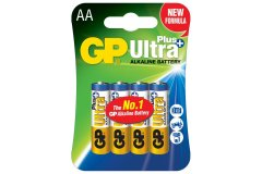 Батарейки GP AA LR6 Ultra Plus Alkaline IMA01002141