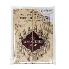 Блокнот А5 Blue sky Harry Potter «Карта Мародерів» BS145056HP, Бежевий