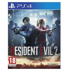 Диск Resident Evil 2 Remake Blu-ray, Russian subtitles для PS4 946190