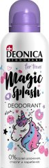 Дезодорант DEONICA FOR TEENS 125 мл Magic Splash спрей 4600104037733
