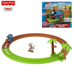Ігровий набір Fisher Price Thomas and Friends Веселі джунглі GJX83
